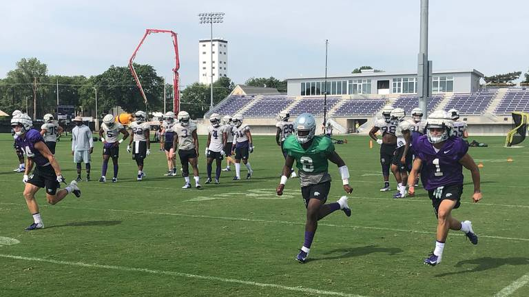 Observations from K-State's first open football practice of preseason camp